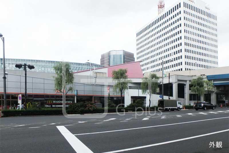 東京高速道路 北有楽ビル 1階21・23号室のイメージ