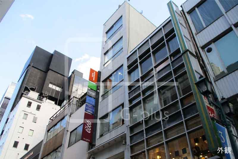 ガス灯通りの貸店舗事務所 2階(新館)のイメージ