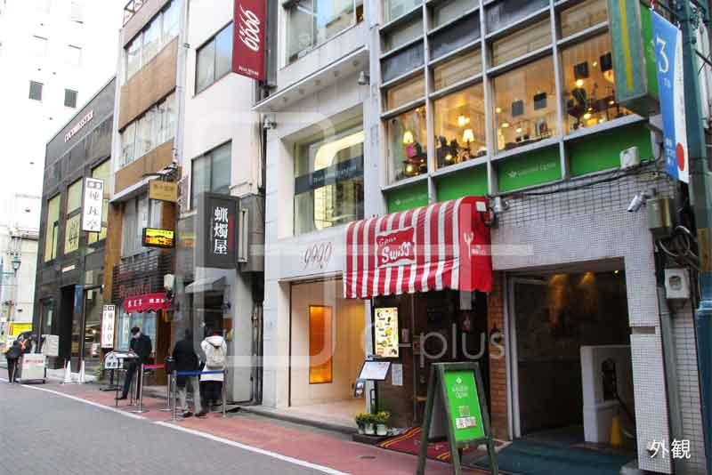 ガス灯通りの貸店舗事務所 3階(新館)のイメージ