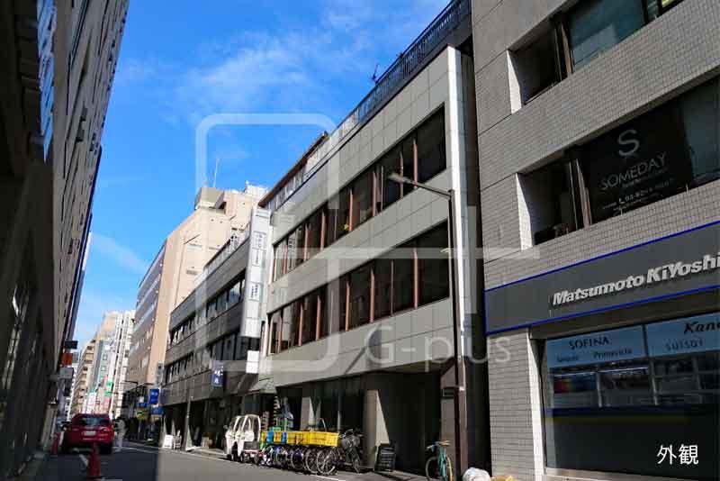 銀座8丁目20坪の貸事務所 6階のイメージ