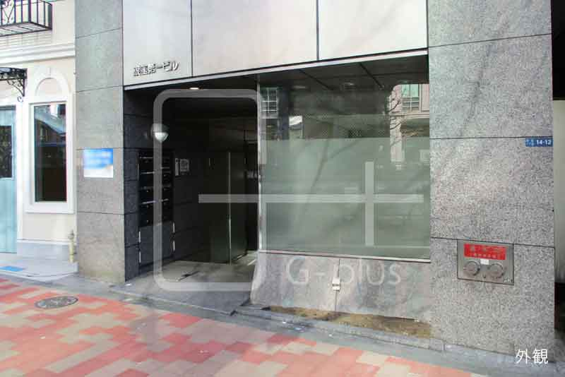 銀座8丁目昭和通りの店舗事務所 1階のイメージ