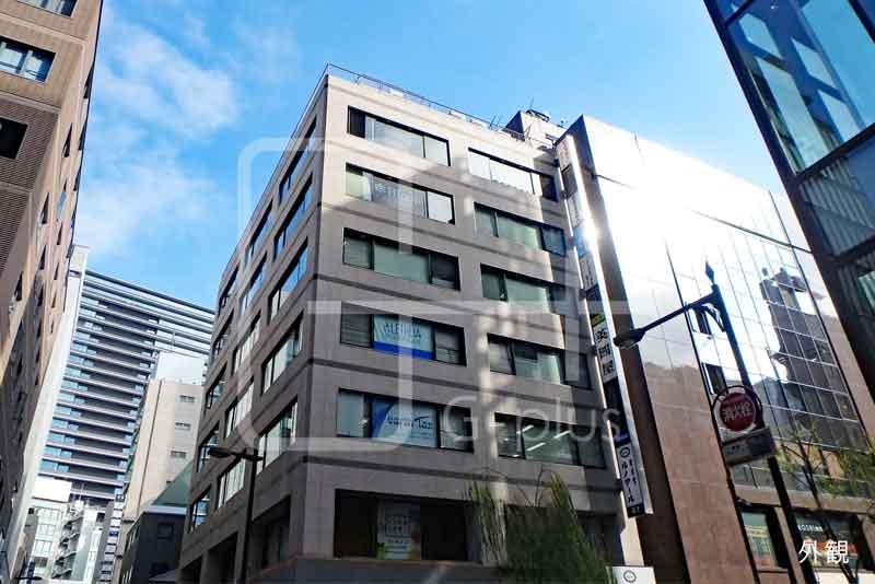 銀座柳通り×レンガ通り店舗事務所 地下1階のイメージ