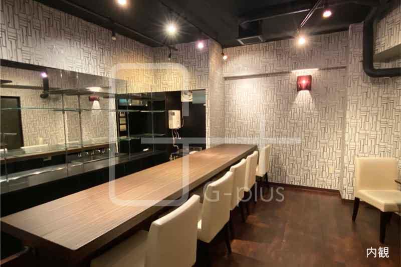 銀座8丁目コリドー街リース店舗 4階A室のイメージ