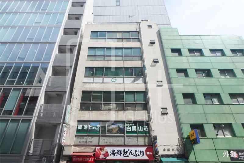銀座2丁目三原通り貸店舗事務所 2階のイメージ