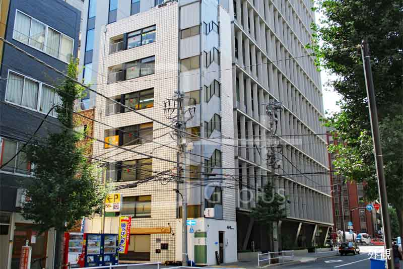 新橋5丁目10.14坪貸事務所 6階のイメージ