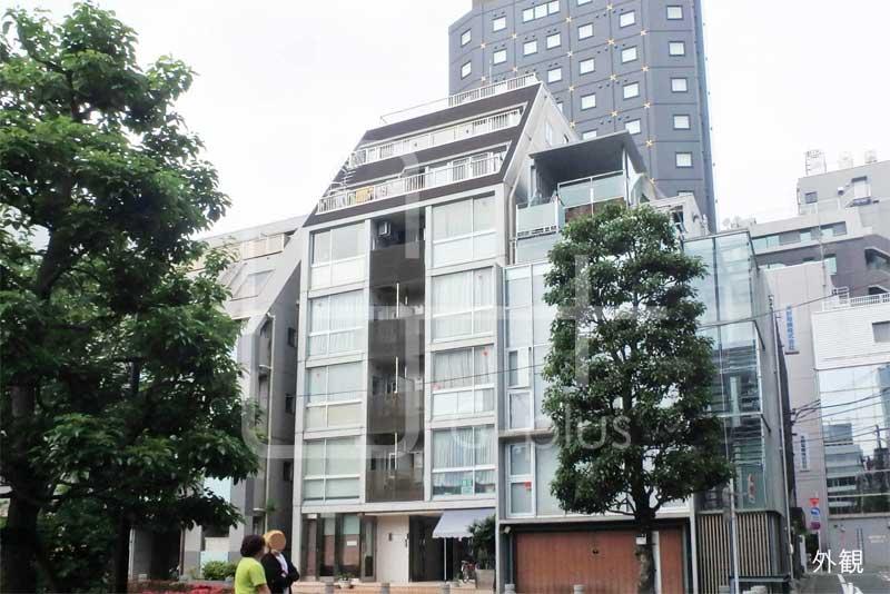 西新橋2丁目住居利用可事務所 3階D室のイメージ