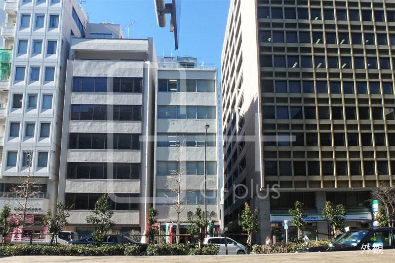 日比谷通りに面する貸事務所 2階B-1室のイメージ