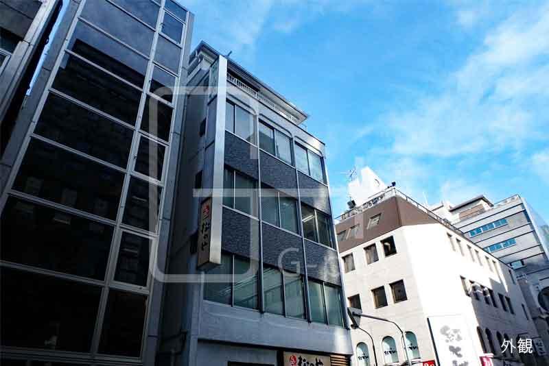 新橋仲通り角地の貸事務所 2階のイメージ