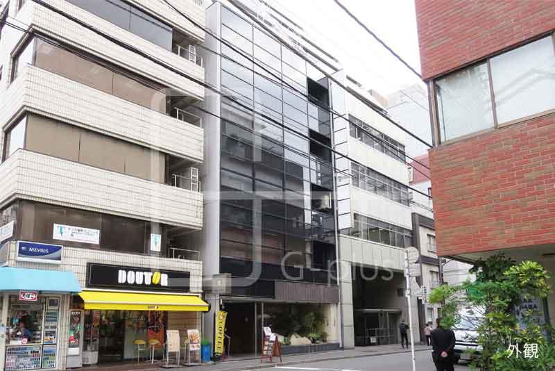 新虎通り近くの貸事務所 4階のイメージ
