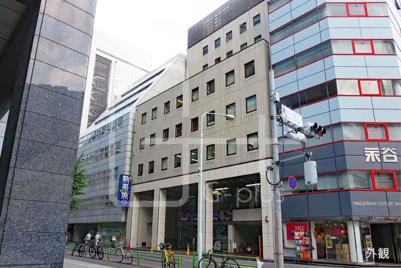 銀座7丁目銀中通りの貸オフィス 7階のイメージ