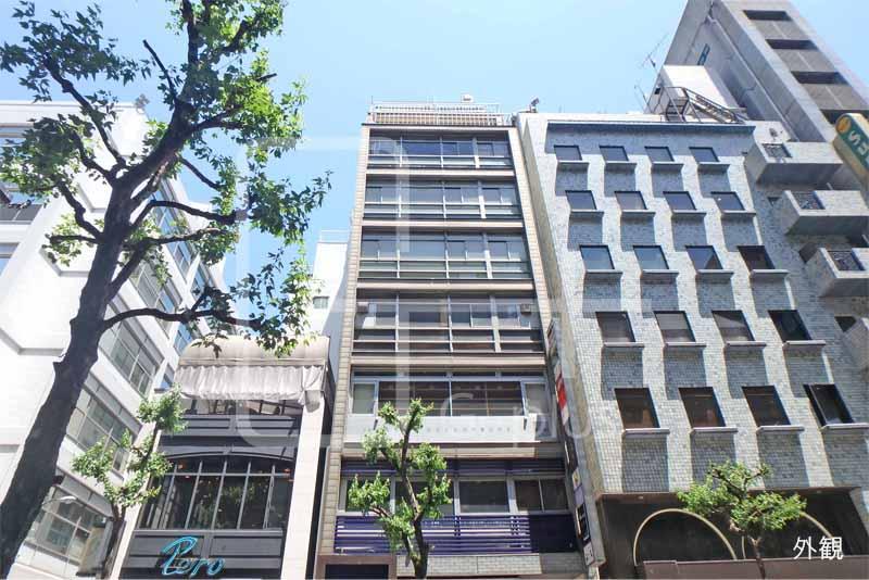 銀座6丁目交詢社通りの貸事務所 603号室のイメージ