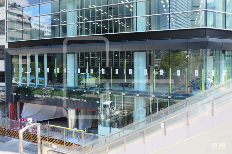 銀座7丁目カーテンウォール貸事務所 6階のイメージ
