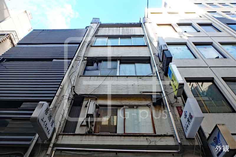 銀座8丁目ソニー通りバー居抜き 地下1階のイメージ