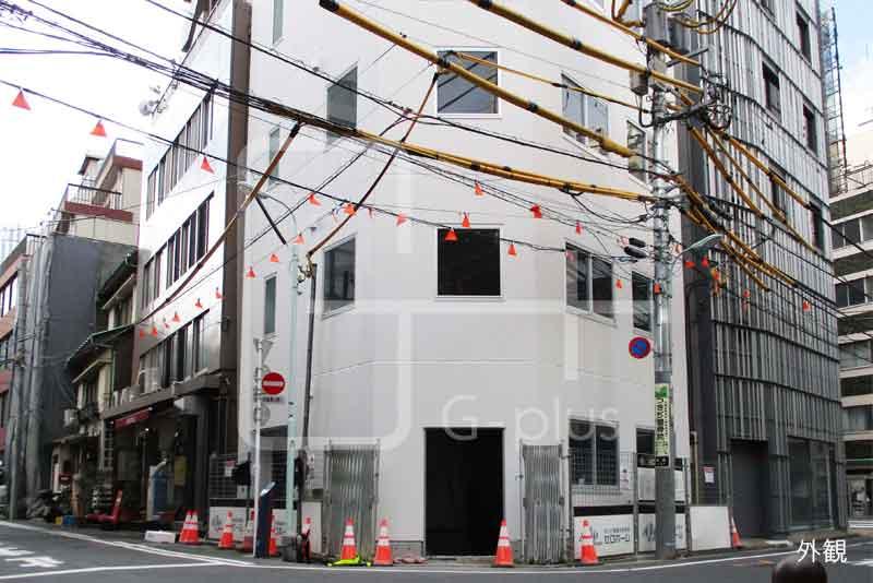 銀座1丁目2021年1月竣工貸店舗 1階のイメージ