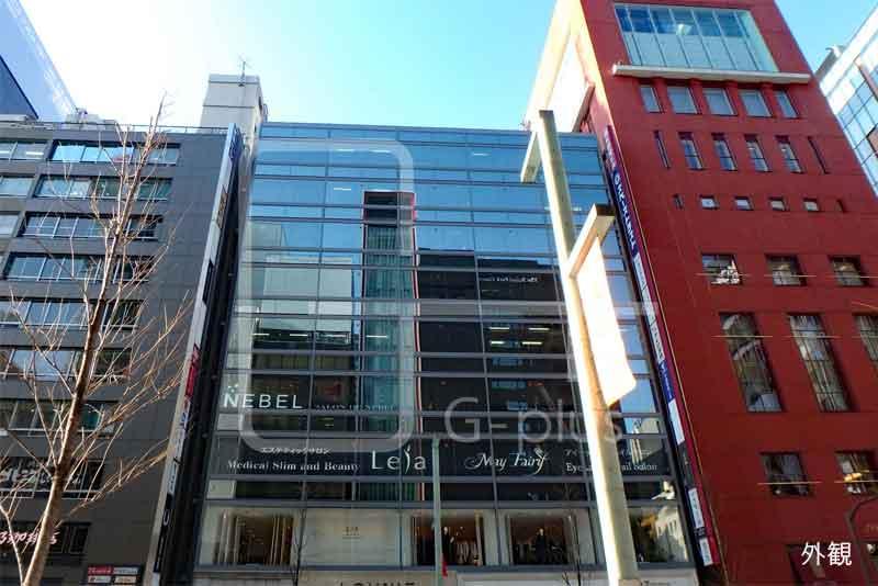 銀座8丁目中央通りの貸店舗 地下1階のイメージ