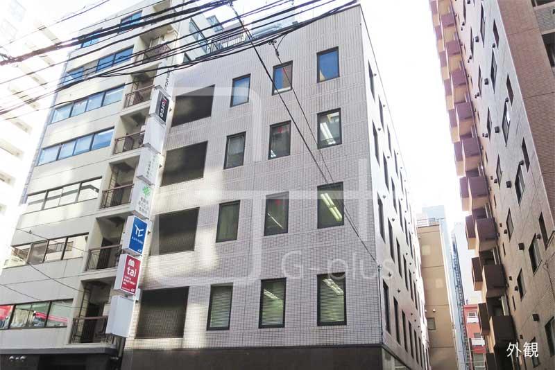 木挽町仲通りの貸事務所 3階のイメージ