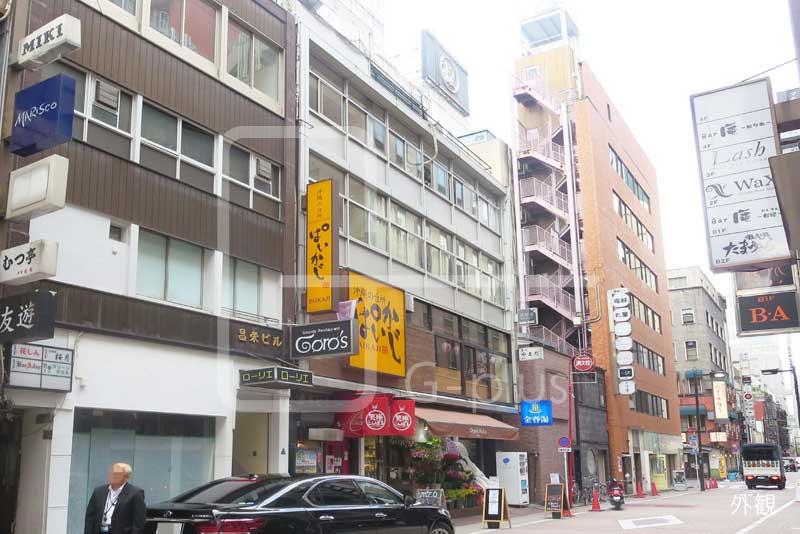 銀座8丁目金春通りの貸事務所 4階41号室のイメージ
