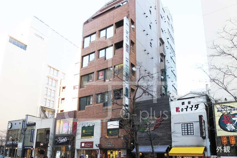松屋通りのヘアサロン居抜き店舗 地下1階のイメージ