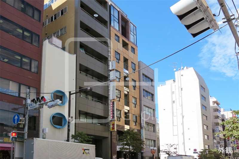新橋3丁目赤レンガ通りの貸事務所 6階のイメージ