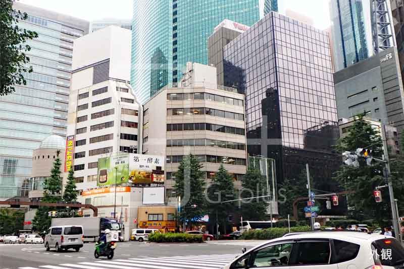 東新橋1丁目の大型オフィス 3階のイメージ