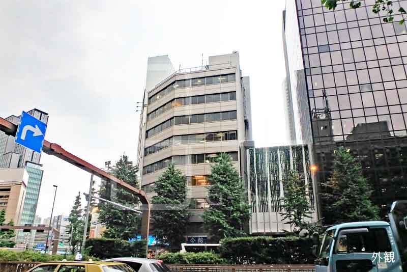 東新橋1丁目の大型オフィス 4階のイメージ