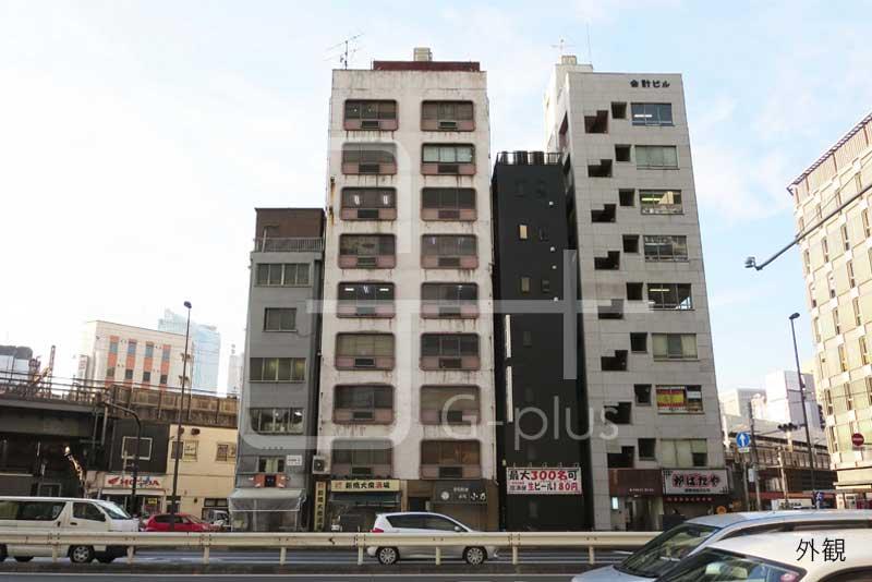 新橋駅至近のコンパクト事務所 803号室のイメージ