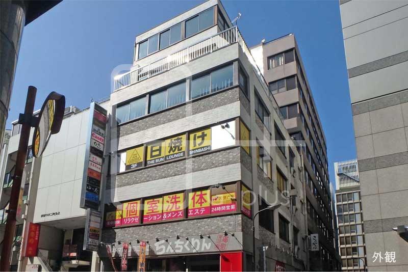 新橋2丁目コンパクト店舗事務所 302号室のイメージ