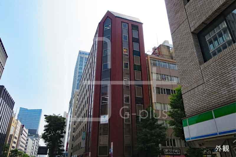 日比谷通り角地の貸オフィス 6階のイメージ