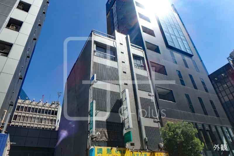 新橋1丁目14坪の貸店舗事務所 3階のイメージ
