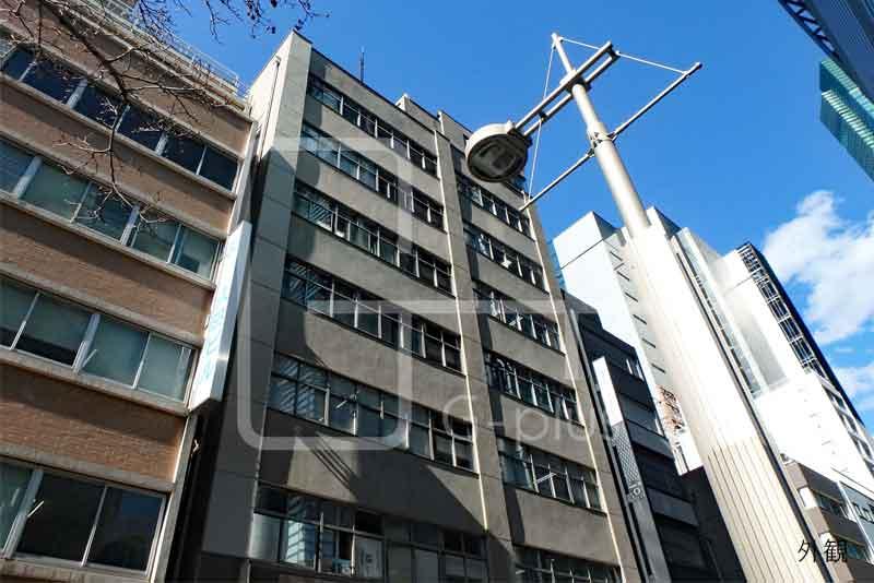 東新橋1丁目の大型貸事務所 7階のイメージ