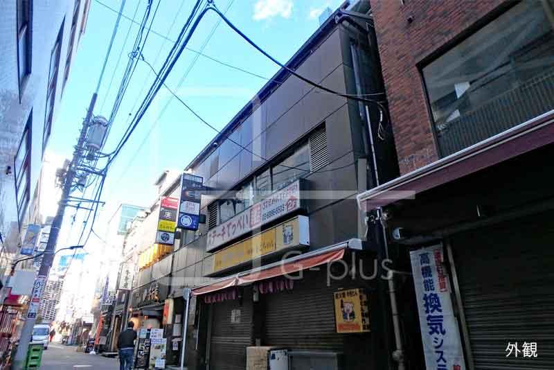 新橋3丁目鉄板焼き店居抜き店舗 2階B号室のイメージ