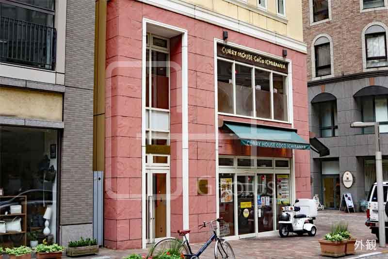 東新橋2丁目イタリア街1階店舗のイメージ