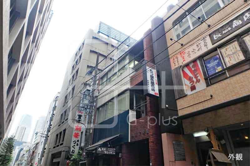 西新橋1丁目17.10坪の貸事務所 4階のイメージ