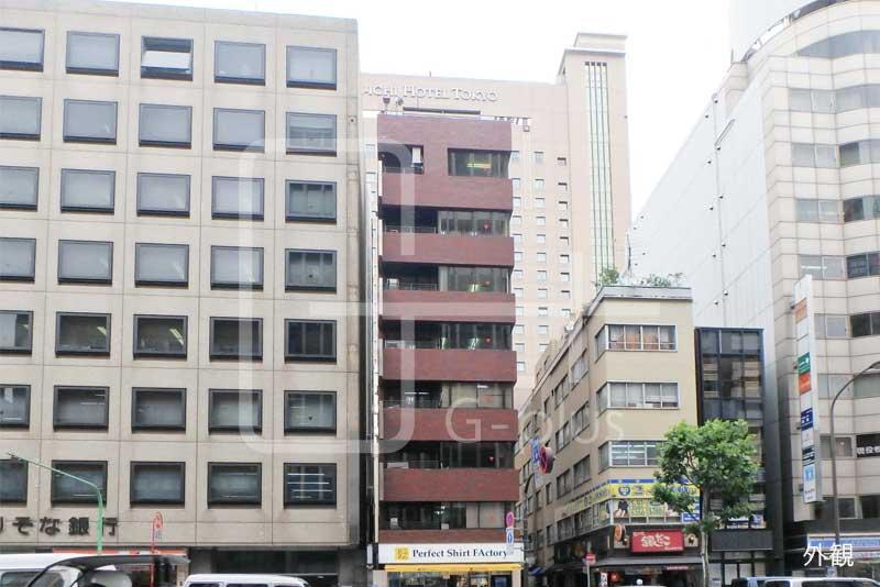 新橋1丁目外堀通り貸事務所 5階のイメージ