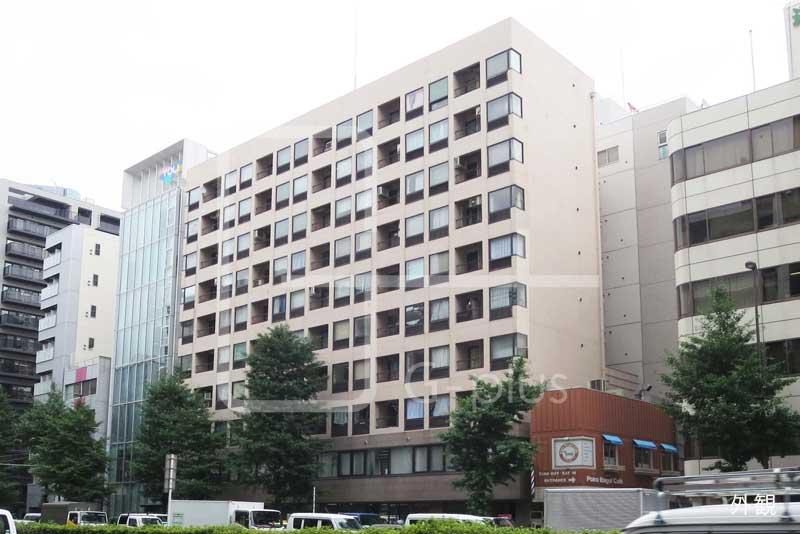 東新橋2丁目マンション型貸事務所 409号室のイメージ