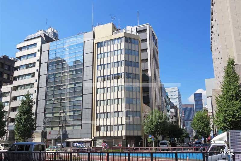 昭和通り沿い角地の事務所 7階のイメージ