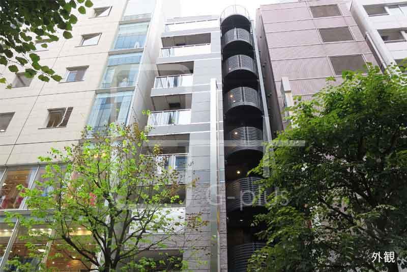 銀座1丁目並木通りの店舗事務所 2階のイメージ