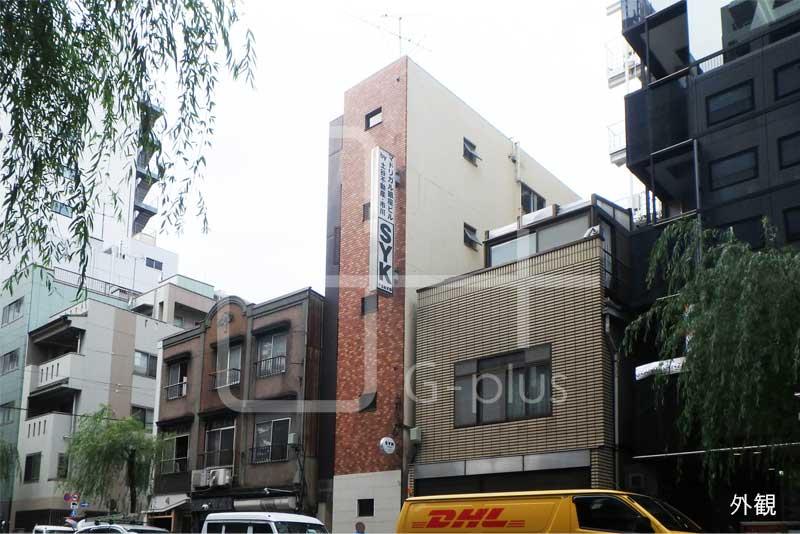 銀座1丁目柳通りの貸店舗事務所 3階のイメージ