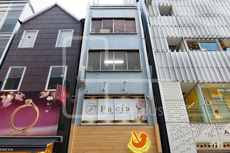 銀座レンガ通りの貸オフィス 5階のイメージ