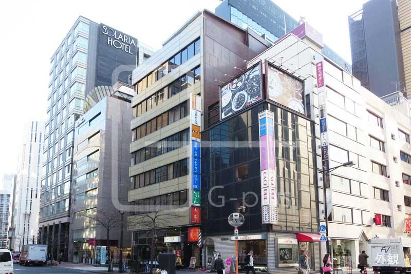 松屋通り角地の貸店舗事務所 4階A室のイメージ