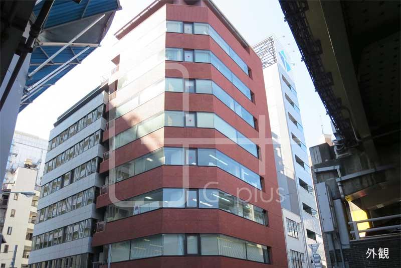 木挽町仲通りの貸オフィス 2階のイメージ