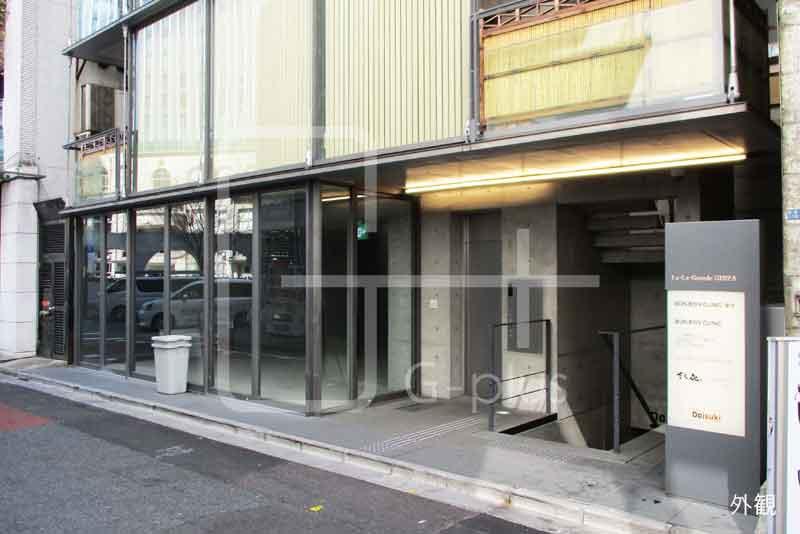 銀座6丁目のデザイナーズビル 1階のイメージ