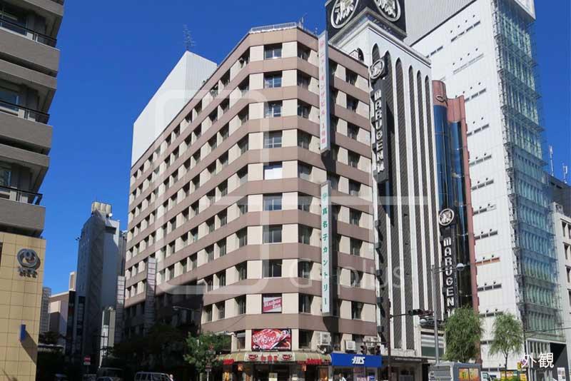 銀座7丁目外堀通り角地の貸店舗 1階4号室のイメージ