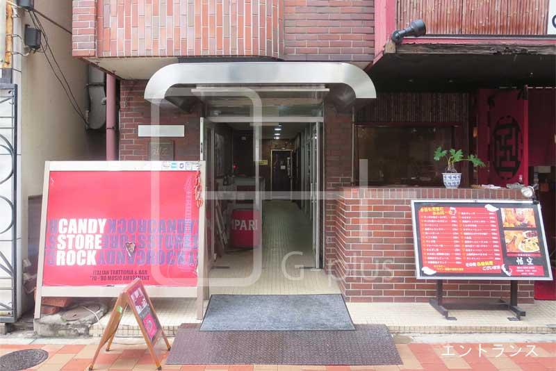 昭和通り沿いのマンションタイプ 705号室のイメージ