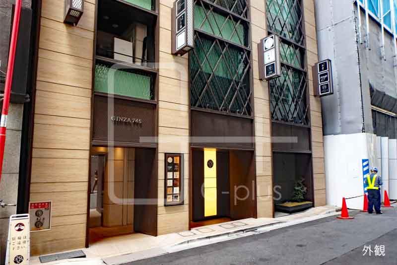 銀座7丁目ソニー通りの貸店舗 地下1階のイメージ