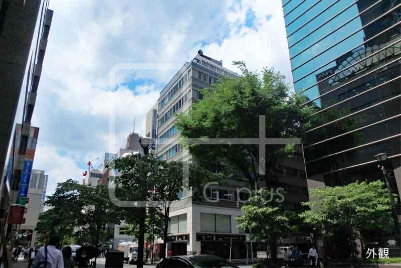 銀座3丁目松屋通りの店舗事務所 2階のイメージ