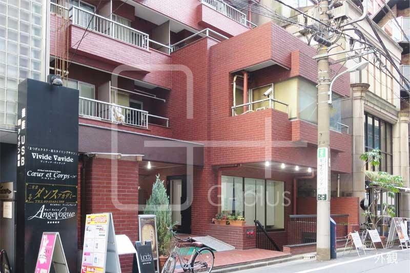 三原橋交差点至近のマンション 8階のイメージ
