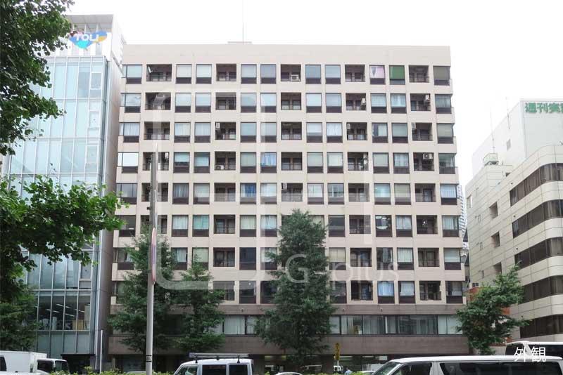東新橋2丁目マンション型貸事務所 615号室のイメージ