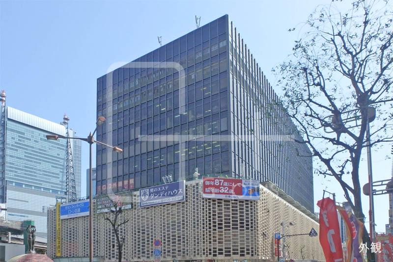 新橋駅徒歩1分の貸事務所 619号室のイメージ