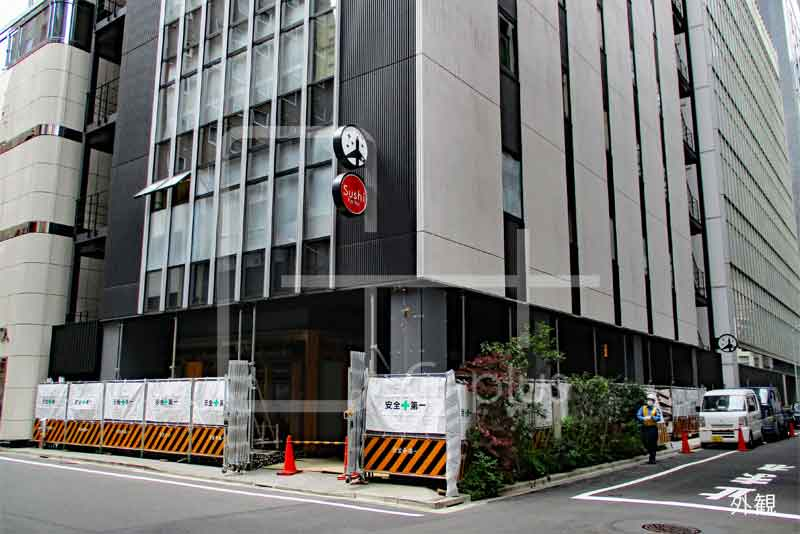 京橋2丁目寿司屋の居抜き店舗 1階のイメージ